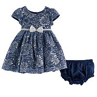 Baby Girl Nannette Lace Dress