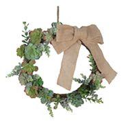 SONOMA Goods for Life™ Artificial Succulent Wreath