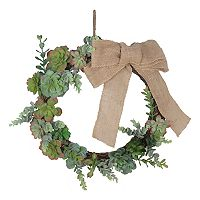 SONOMA Goods for Life™ Artificial Succulent Wreath