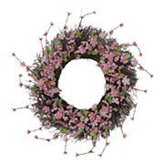 SONOMA Goods for Life™ Artificial Cherry Blossom Wreath