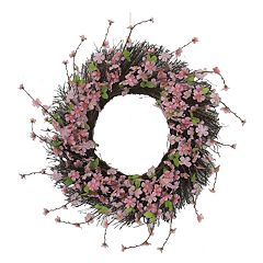 SONOMA Goods for Life™ Artificial Cherry Blossom Wreath