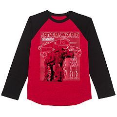 Boys 8-20 Star Wars AT-M6 Graphic Tee