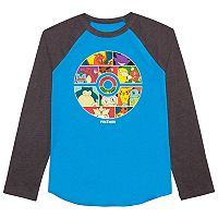 Boys 8-20 Pokemon Graphic Tee