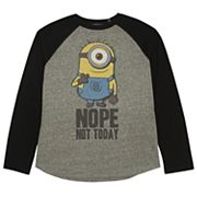 Boys 8-20 Despicable Me Minions 'Nope Not Today' Tee