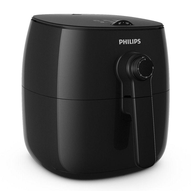 Philips Viva TurboStar Air Fryer, Black