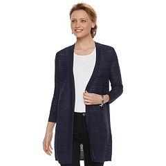 Women's Apt. 9® Pointelle Cardigan