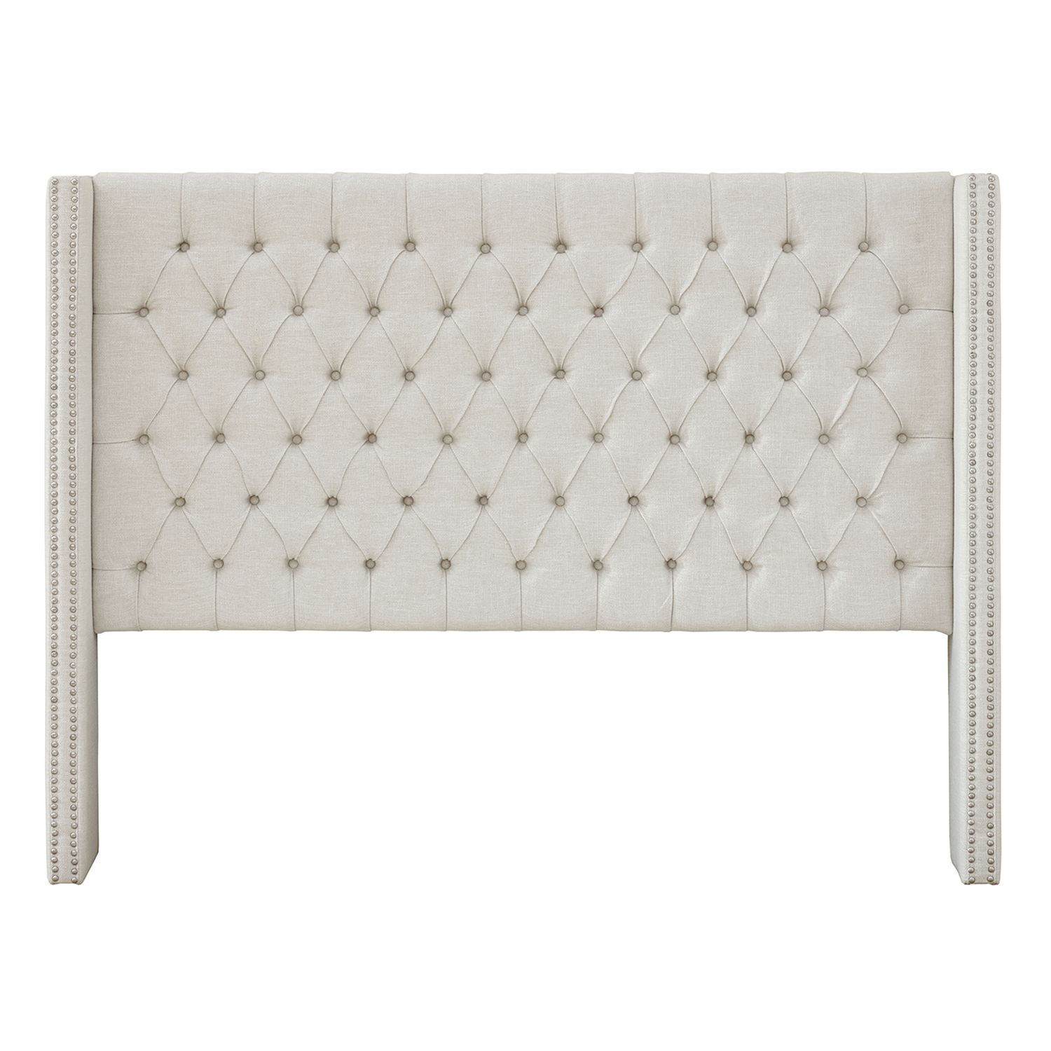 Delicieux Madison Park Baldwin Upholstered Wingback Headboard