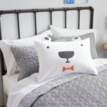 SONOMA Goods for Life? Kids Animal Face Novelty Pillow Sham