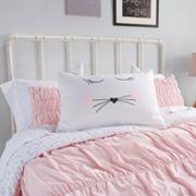 SONOMA Goods for Life™ Kids Animal Face Novelty Pillow Sham