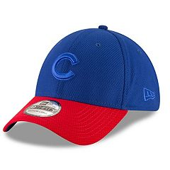 Adult New Era Chicago Cubs 39THIRTY Tone Tech Redux Flex-Fit Cap