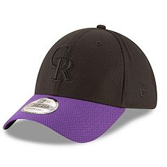 Adult New Era Colorado Rockies 39THIRTY Tone Tech Redux Flex-Fit Cap