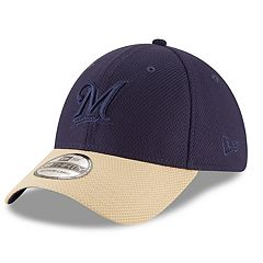 reputable site 57881 18b4f Adult New Era Milwaukee Brewers 39THIRTY Tone Tech Redux Flex-Fit Cap