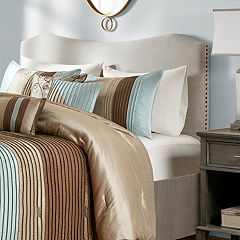 Madison Park Bassett Upholstered Headboard