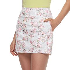 Women's Grand Slam Golf Tropical Print Skort