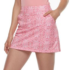 Women's Grand Slam Golf Euphoric Floral Print Skort
