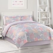 The Big One® Chrysanthemum Burst Reversible Bedding Set