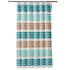 SONOMA Goods for Life™ Shell Island Technique Shower Curtain