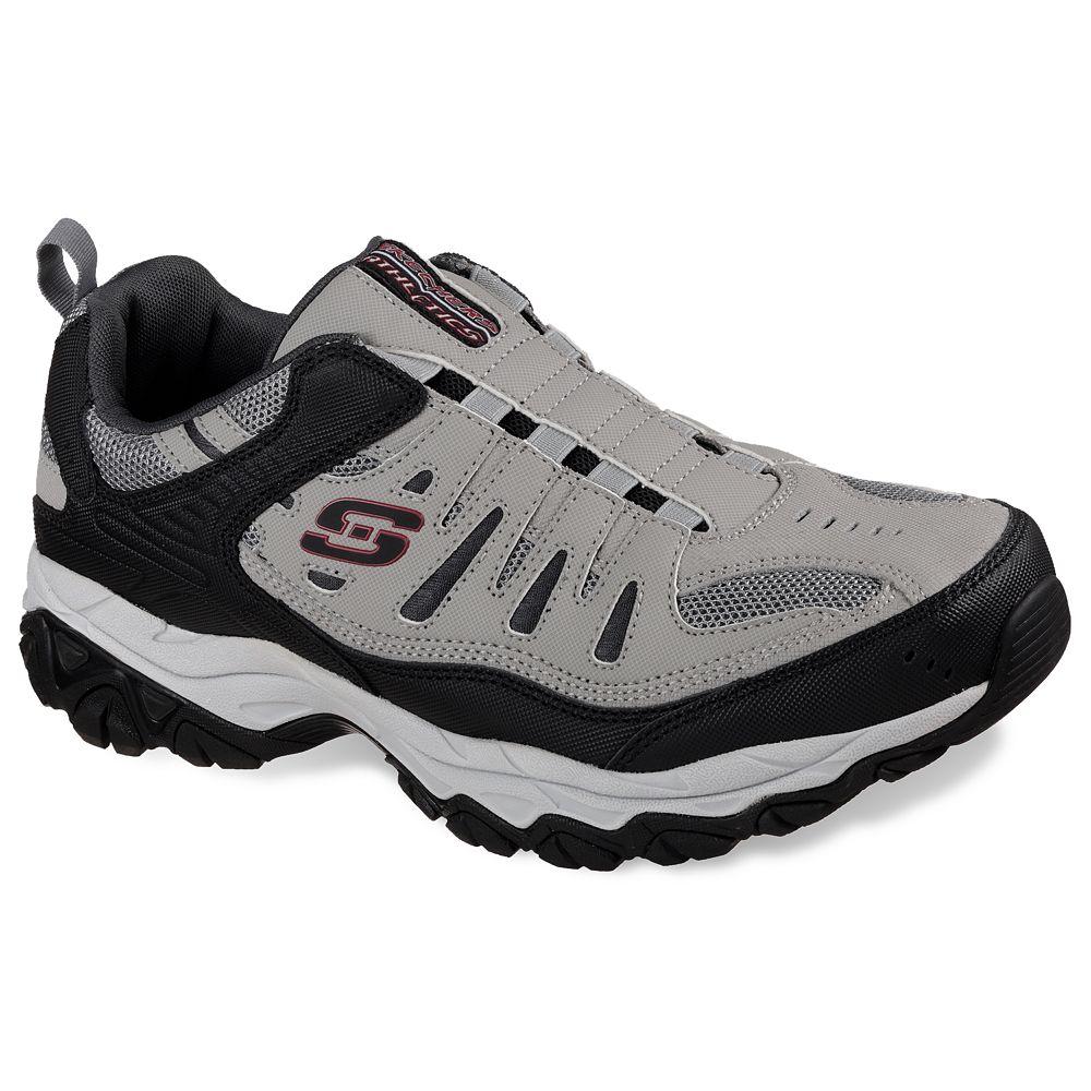 Skechers Afterburn M-Fit Men's Slip On Sneakers