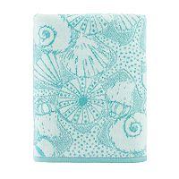 SONOMA Goods for Life™ Shell Island Assorted Shells Bath Towel