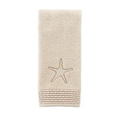 SONOMA Goods for Life™ Shell Island Starfish Embroidered Hand Towel