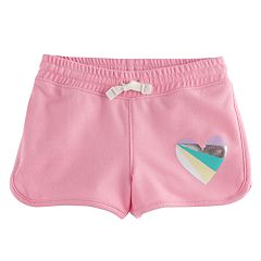 Toddler Girl Jumping Beans® Dolphin Shortie Shorts