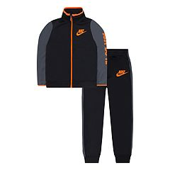 Boys 4-7 Nike Embroidered Track Jacket & Pants Set