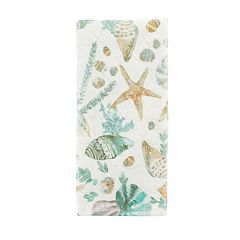 SONOMA Goods for Life™ Coastal Printed Shell Hand Towel