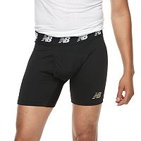 Men's New Balance 2-pack Performance Stretch Boxer Briefs