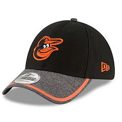 Adult New Era Baltimore Orioles 39THIRTY Tinted Trim Flex-Fit Cap