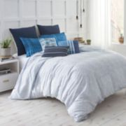 Under the Canopy Shibori Chic Comforter Set
