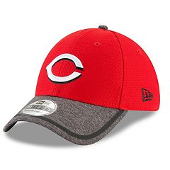 Adult New Era Cincinnati Reds 39THIRTY Tinted Trim Flex-Fit Cap