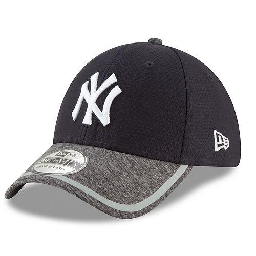 Adult New Era New York Yankees 39THIRTY Tinted Trim Flex-Fit Cap