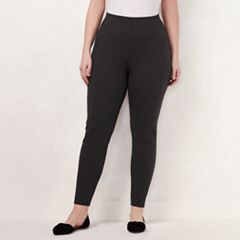 Plus Size LC Lauren Conrad Knit Leggings
