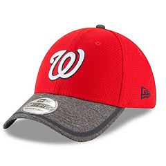 Adult New Era Washington Nationals 39THIRTY Tinted Trim Flex-Fit Cap
