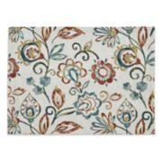 Food Network? Floral Print Placemat