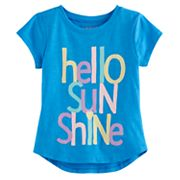 Toddler Girl Jumping Beans® 'Hello Sunshine' Graphic Tee