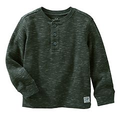 Boys 4-12 OshKosh B'gosh® Long Sleeve Henley
