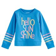 Toddler Girl Jumping Beans® 'Hello Sunshine' Graphic Pullover Sweatshirt