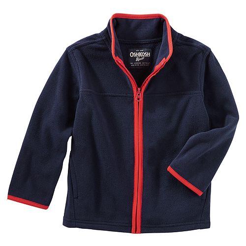 Boys 4-12 OshKosh B'gosh® Fleece Zip Jacket
