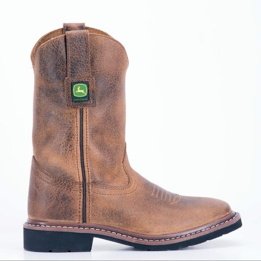 John Deere Johnny Popper Toddlers' Western Boots