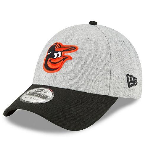 Men's New Era Baltimore Orioles Heathered Cap