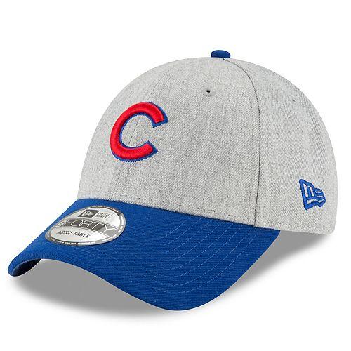 Men's New Era Chicago Cubs Heathered Cap