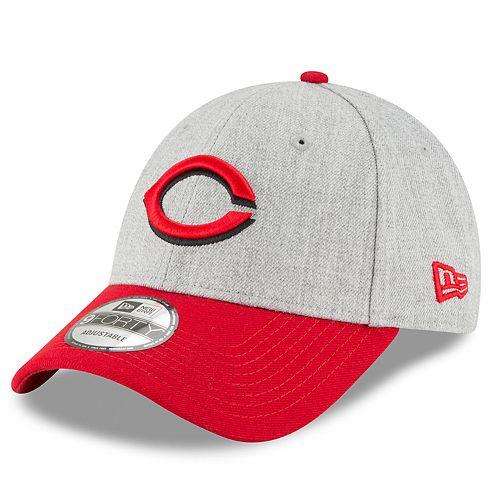Men's New Era Cincinnati Reds Heathered Cap