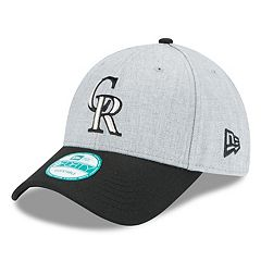 Men's New Era Colorado Rockies Heathered Cap