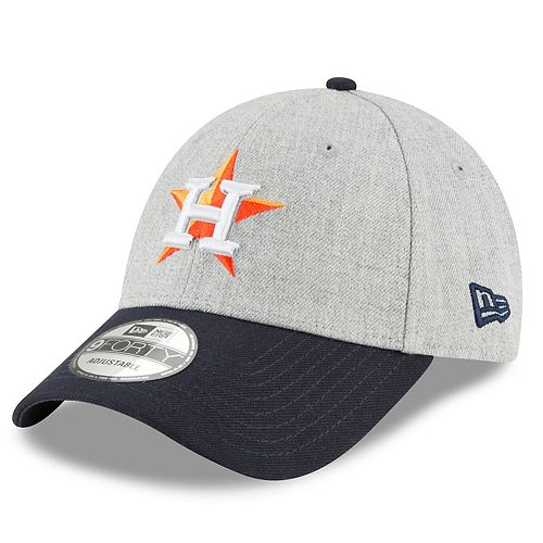 Men's New Era Houston Astros Heathered Cap