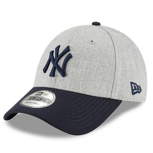 Men's New Era New York Yankees Heathered Cap