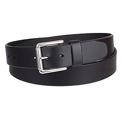 Big & Tall Croft & Barrow® Briddle Belt