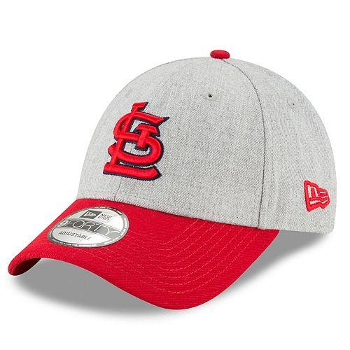 Men's New Era St. Louis Cardinals Heathered Cap