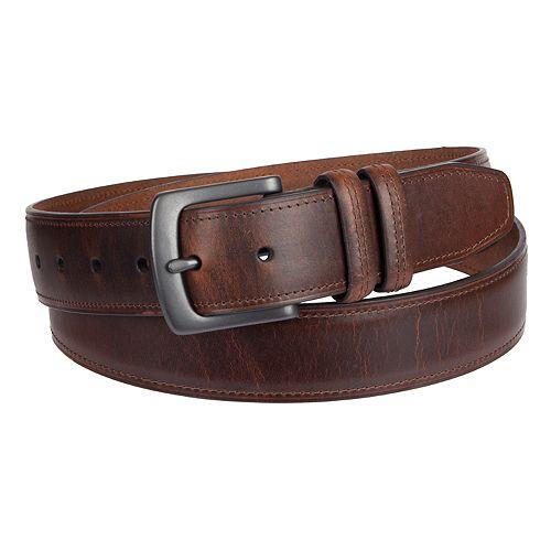 Big & Tall Croft & Barrow® S&R Belt