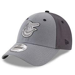 Men's New Era Baltimore Orioles Gray Colorblock Cap